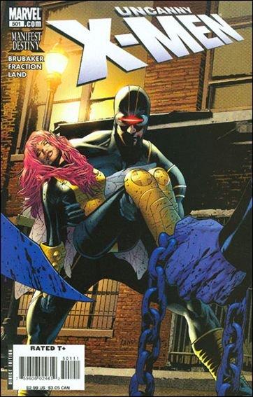 Couverture de Uncanny X-Men (The) (Marvel comics - 1963) -501- Sfx part 2 : all tomorrow's parties