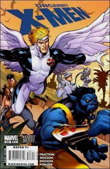Couverture de Uncanny X-Men (The) (Marvel comics - 1963) -506- Lovelorn part 3