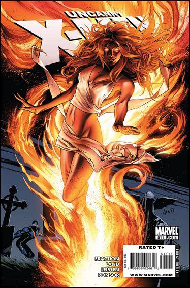 Couverture de Uncanny X-Men (The) (1963) -511- No title