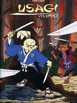 Couverture de Usagi Yojimbo -2- Volume 2