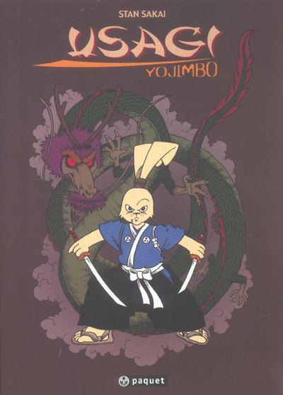 Couverture de Usagi Yojimbo -4- Volume 4