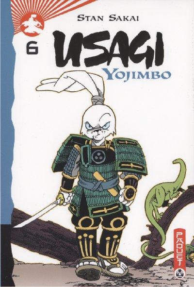 Couverture de Usagi Yojimbo -6- Volume 6