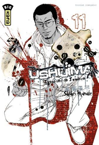 Couverture de Ushijima - L'usurier de l'ombre -11- Tome 11
