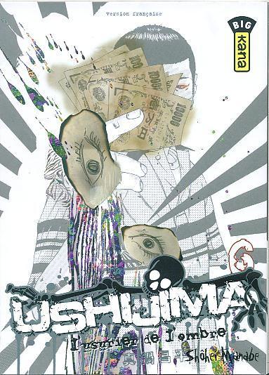 Couverture de Ushijima - L'usurier de l'ombre -6- Tome 6