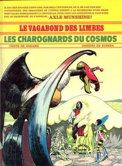 Couverture de Le vagabond des Limbes -3- Les charognards du cosmos