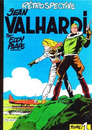 Couverture de Valhardi -1Pir- Rétrospective Jean Valhardi 1