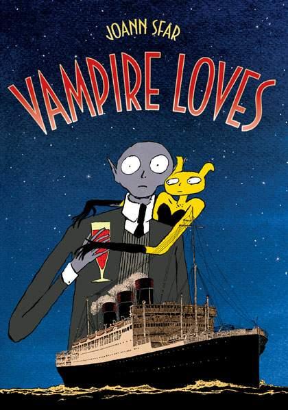 Couverture de Vampire loves -1- Tome 1
