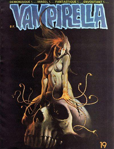 Couverture de Vampirella (Publicness) -19- Les démons de la brume