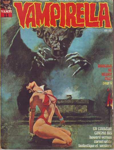 Couverture de Vampirella (Publicness) -11- N°11