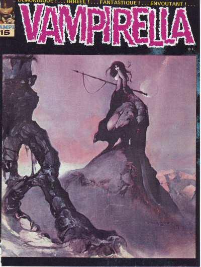 Couverture de Vampirella (Publicness) -15- N°15