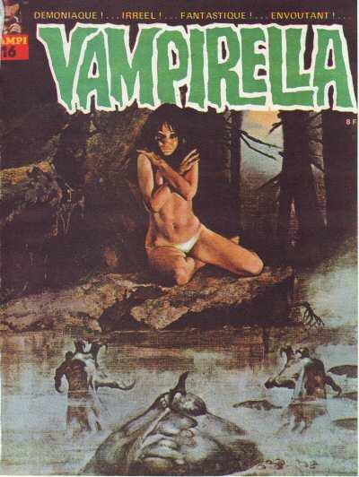 Couverture de Vampirella (Publicness) -16- N°16