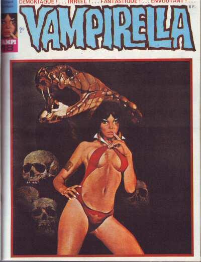 Couverture de Vampirella (Publicness) -18- N°18