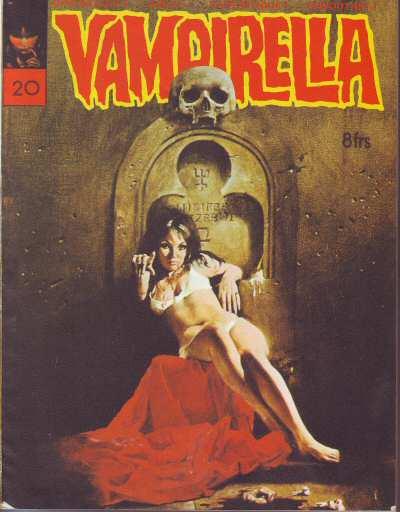 Couverture de Vampirella (Publicness) -20- N°20