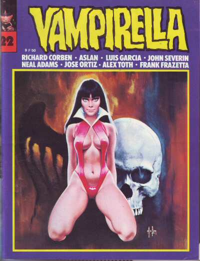 Couverture de Vampirella (Publicness) -22- N°22