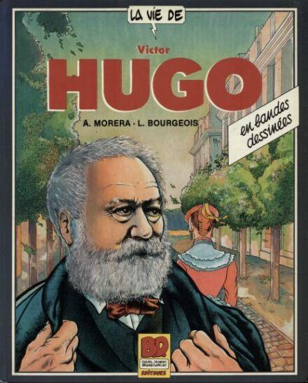 bande dessinee victor hugo