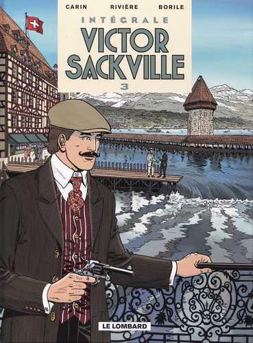 Couverture de Victor Sackville -INT3- L'intégrale - volume 3
