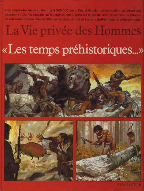 Pierre Joubert ViePriveeHommeslestempsprehistoriques