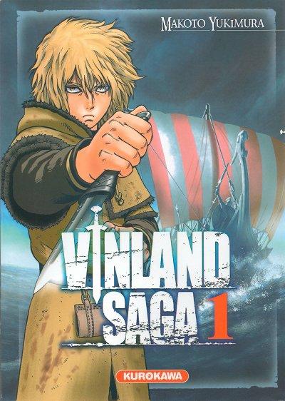 Couverture de Vinland Saga -1- Tome 1