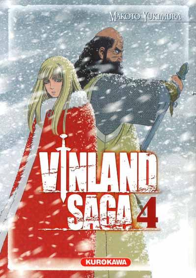 Couverture de Vinland Saga -4- Tome 4