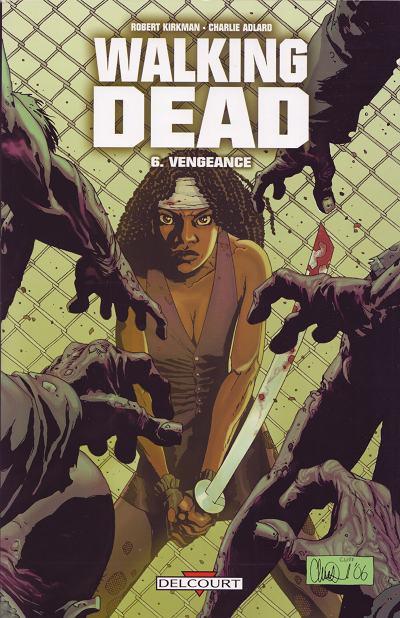 Couverture de Walking Dead -6- Vengeance
