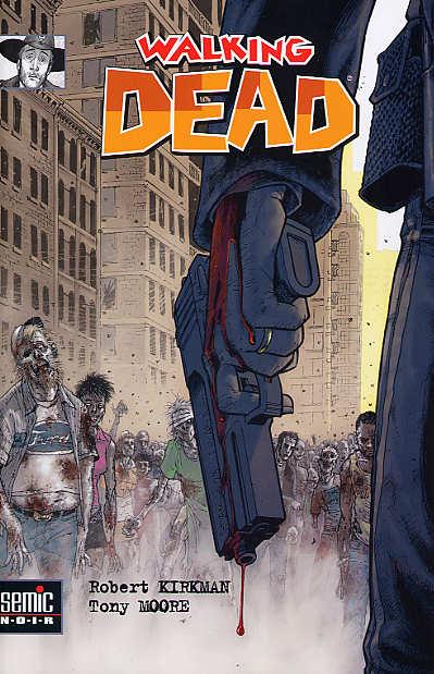 Couverture de Walking Dead -1- Tome 1