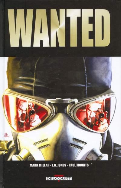 Couverture de Wanted (Millar / Jones) - Wanted