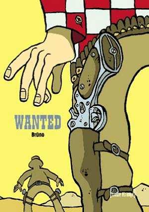 Couverture de Wanted (Brüno) - Wanted