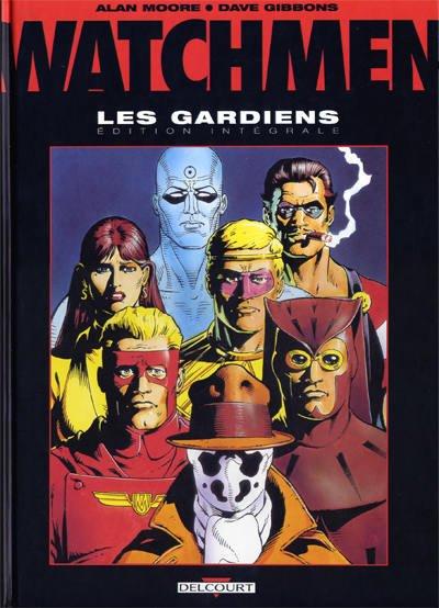 Couverture de Watchmen (Les Gardiens) -INT- Les Gardiens