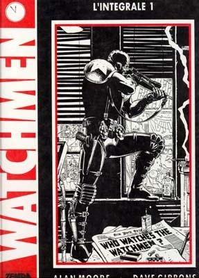 Couverture de Watchmen (Les Gardiens) -INT1- L'intégrale 1