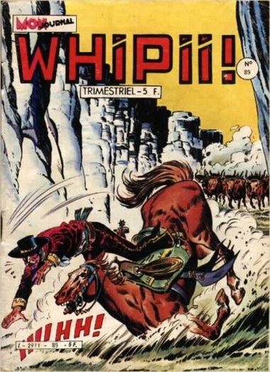 Couverture de Whipii ! (Panter Black, Whipee ! puis) -89- Numéro 89