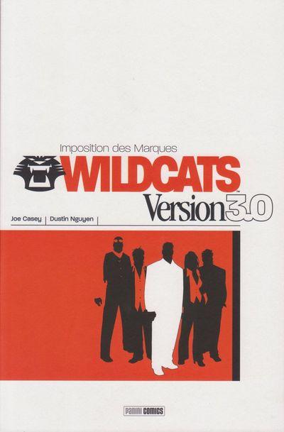 Couverture de WildC.A.T.S version 3.0 -1- Imposition des marques