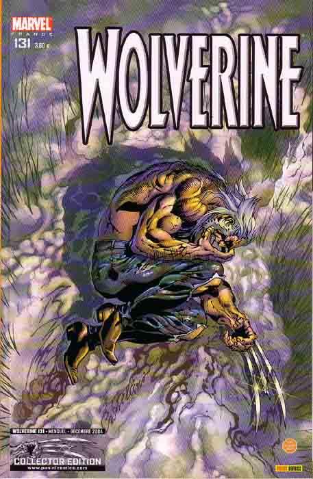 Couverture de Wolverine (Marvel France 1re série) (1997) -131- Le retour de l'indigène (1)