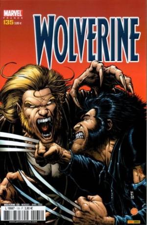 Couverture de Wolverine (Marvel France 1re série) (1997) -135- Le retour de l'indigène (5)