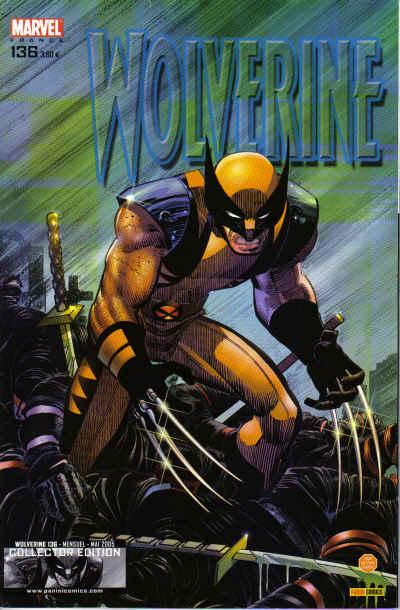 Couverture de Wolverine (Marvel France 1re série) (1997) -136- Ennemi d'état (1)