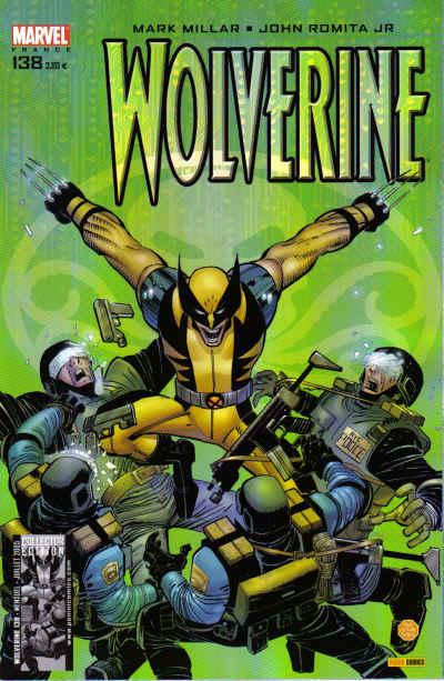 Couverture de Wolverine (Marvel France 1re série) (1997) -138- Ennemi d'état (3)