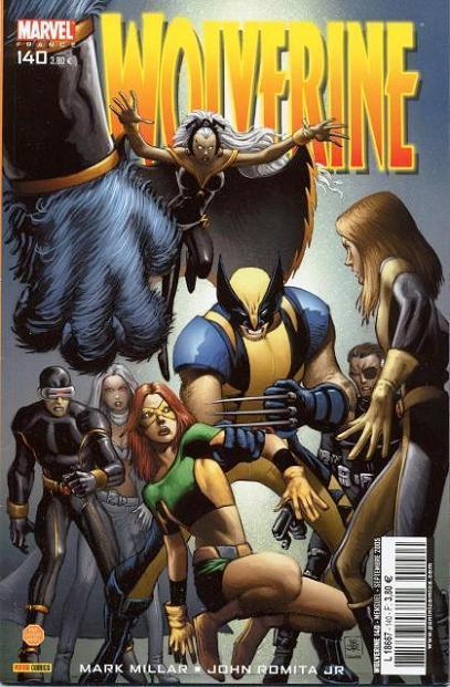 Couverture de Wolverine (Marvel France 1re série) (1997) -140- Ennemi d'état (6)