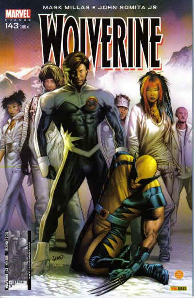 Couverture de Wolverine (Marvel France 1re série) (1997) -143- Agent du S.H.I.E.L.D. (3)