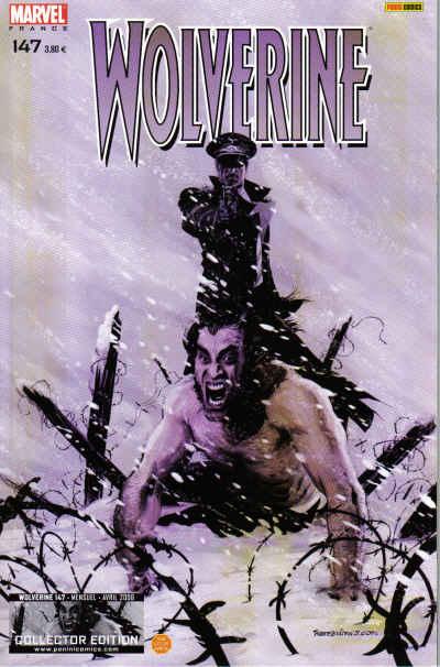 Couverture de Wolverine (Marvel France 1re série) (1997) -147- Prisonnier numéro zéro