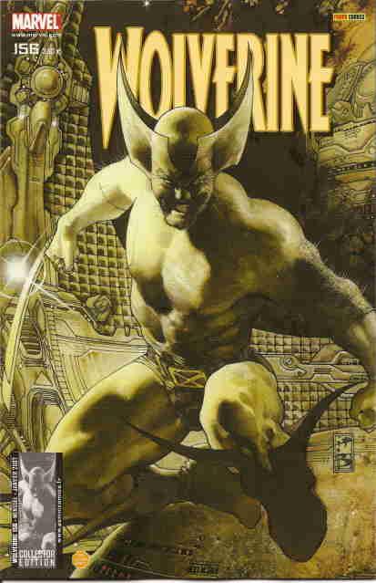 Couverture de Wolverine (Marvel France 1re série) (1997) -156- Né dans le sang (2)