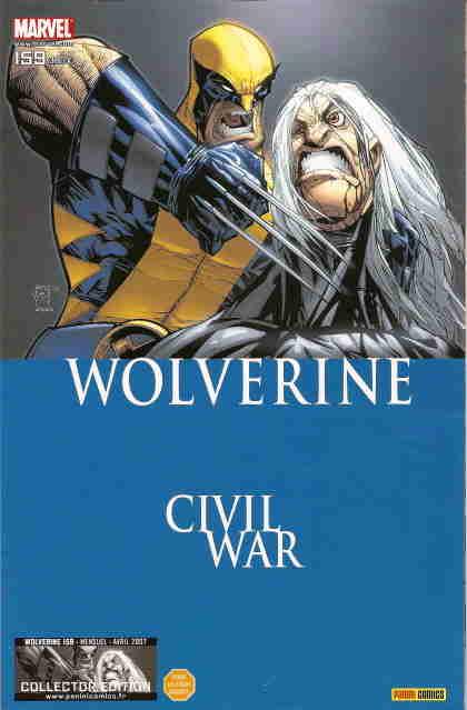 Couverture de Wolverine (Marvel France 1re série) (1997) -159- Vengeance