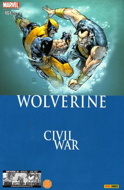 Couverture de Wolverine (Marvel France 1re série) (1997) -161- Vengeance