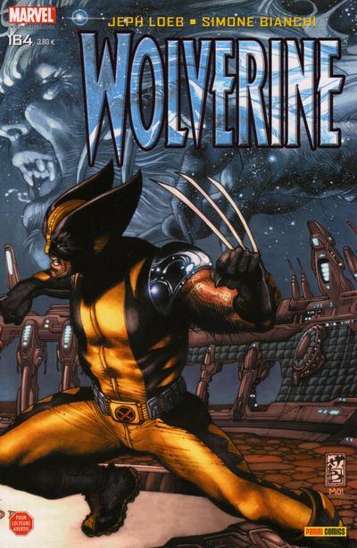 Couverture de Wolverine (Marvel France 1re série) (1997) -164- Premier sang