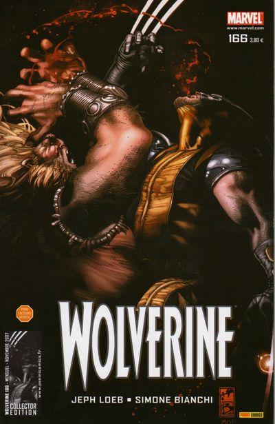Couverture de Wolverine (Marvel France 1re série) (1997) -166- Du sang dans l'air
