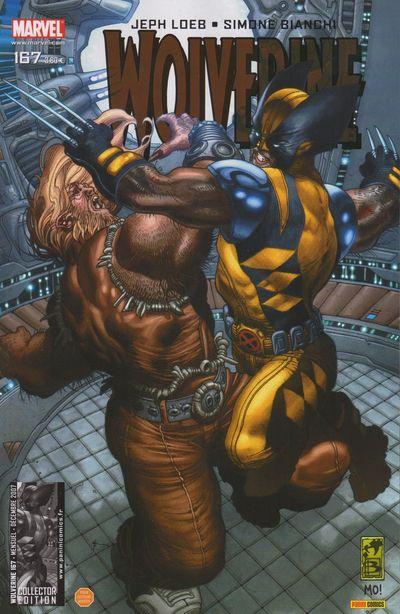 Couverture de Wolverine (Marvel France 1re série) (1997) -167- Insomnie