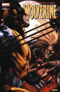 Couverture de Wolverine (Marvel France 1re série) (1997) -168- Debout les morts