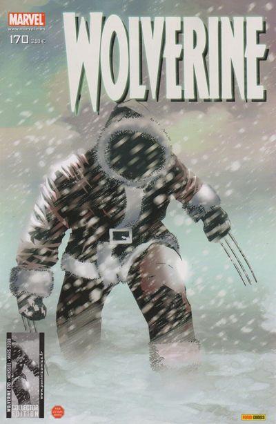 Couverture de Wolverine (Marvel France 1re série) (1997) -170- Petit gringalet