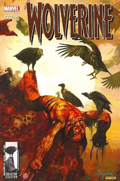 Couverture de Wolverine (Marvel France 1re série) (1997) -173- La mort de Logan (1)