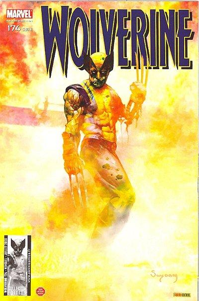 Couverture de Wolverine (Marvel France 1re série) (1997) -174- La mort de Logan (2)