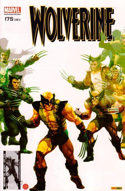 Couverture de Wolverine (Marvel France 1re série) (1997) -175- La mort de Logan (3)
