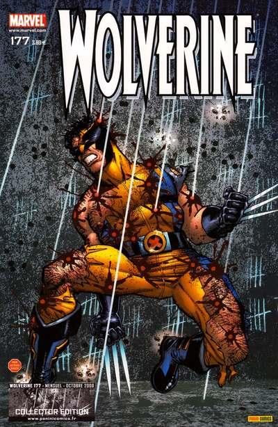 Couverture de Wolverine (Marvel France 1re série) (1997) -177- La mort de Logan (5)